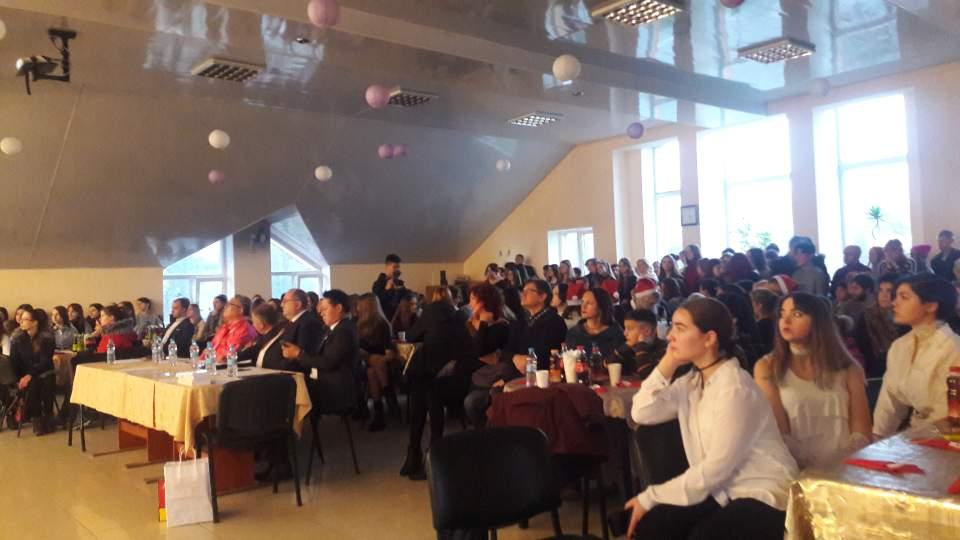 Проведення дня корейської культури та острову Токдо у львівській школі корейської мови