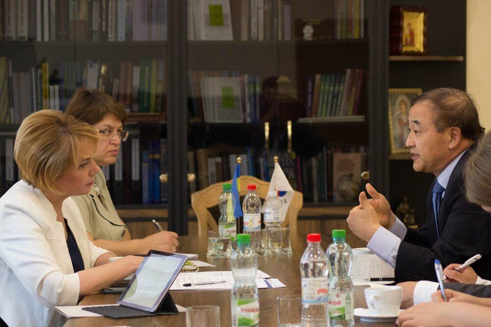 Зустріч з Міністром освіти і науки України