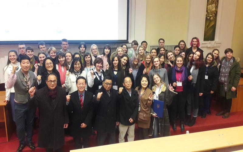 우크라이나 한국어 말하기 대회