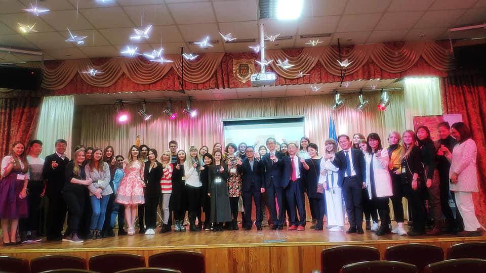 ІІІ-й Всеукраїнський конкурс усних виступів корейською мовою
