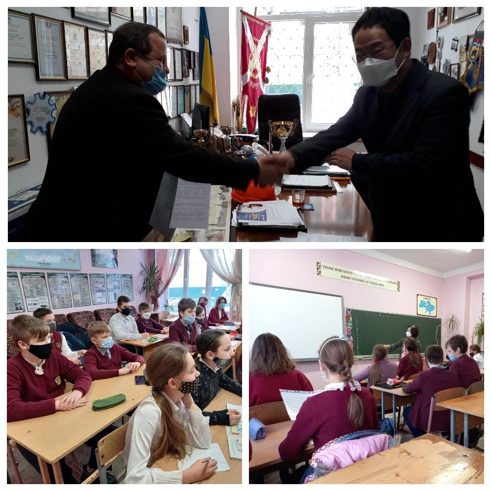 리더 171번 학교와 한국교육원 상호협력과 발전을 위한 MOU 체결