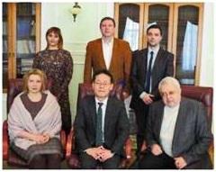 Зустріч з ректором НПУ імені М.П.Драгоманова