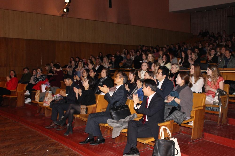 2019년 가을학기 한국어 강좌 수료식
